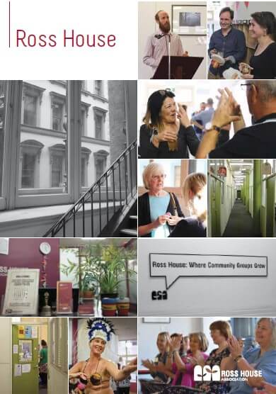 Ross House brochure